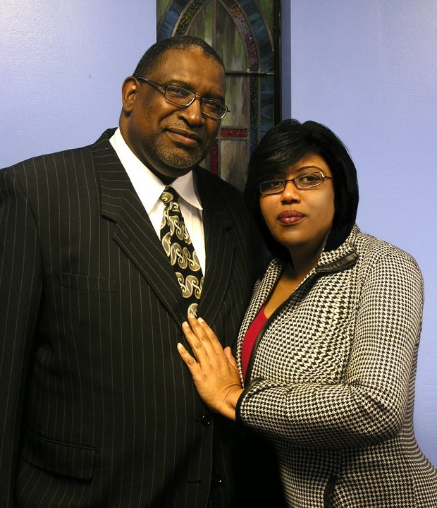 Pastor Terry and Lady Connie Phillips
